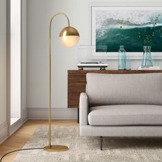 """Lighting is one of the most important (if not the most important) aspects of interior design, and it's also one of the easiest ways to make your house... 