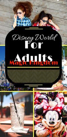 Walt Disney World for Adults