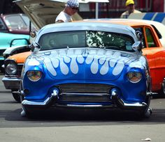 "1951 Ford Custom ""ShBoom""."