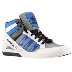 the latest 80bca 978e2 Adidas Originals Hard Court Hi 3 Medium Grey Heather Running White Black    Orange
