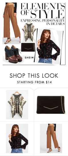 """""""Shein 7"""" by ajisa-ikanovic ❤ liked on Polyvore featuring KoKo Couture, Chanel and Vera Wang"""