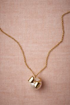 Whirligig Necklace in Gifts For the Bride at BHLDN