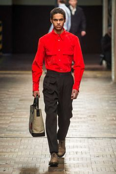 Male Fashion Trends: Dirk Bikkembergs Fall-Winter 2018-19 | Milan Fashion Week