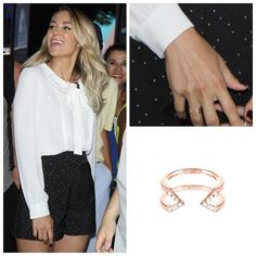 We love seeing the beautiful Lauren Conrad wearing her Rose Gold and Diamond Dagger Ring at her appearance on Good Morning America in #NYC. Styled by Tara Swennen ✨  #laurenconrad #LC #LCRunway #NYFW #GMA #rosegold #daggerring #finejewelry #jewelry #adorned #rachelkatzjewelry www.rachelkatzjewelry.com #LaurenConrad