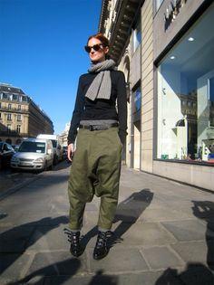 Leandra's evolution of street style picks.