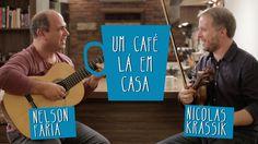 Venha fazer esse café com a gente e tenha benefícios exclusivos do clube de assinantes: https://recorrente.benfeitoria.com/umcafelaemcasa O violinista Nicola...