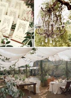 Weddings Fresh / Wedding Style Expert: {country couture} wedding decor, this is amazing Country Wedding Decorations, Wedding Themes, Wedding Designs, Wedding Styles, Wedding Ideas, Country Weddings, Outdoor Weddings, Party Themes, Party Ideas