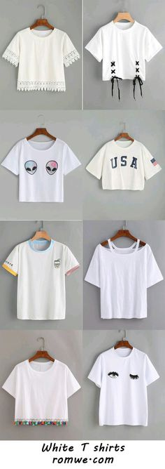 white top t shirt korean style fashion cute kawaii fashion Daily fashion Korean fashion style pink fashion Teen Fashion Outfits, Outfits For Teens, Trendy Outfits, Girl Outfits, Summer Outfits, Womens Fashion, Ootd Summer Casual, Casual Ootd, Sweat Style