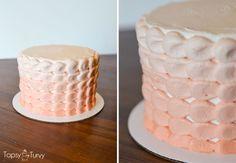 smash cake by topsy turvy