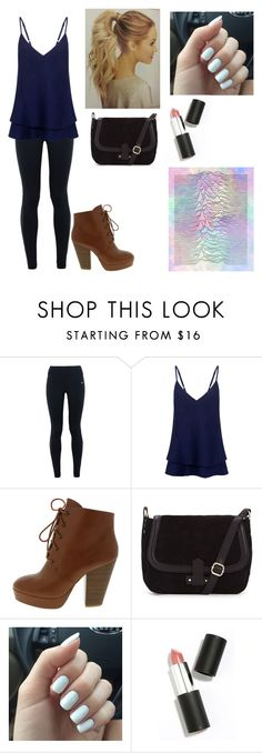 """Good Girl to Bad Girl"" by this-is-the-world-i-live-in on Polyvore featuring NIKE, C/MEO COLLECTIVE, Garcia, Sigma Beauty, women's clothing, women's fashion, women, female, woman and misses"