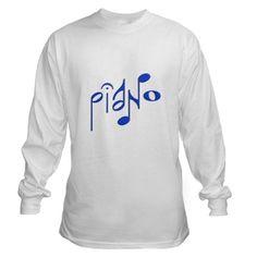 piano t shirt