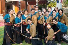 Team Bojjhanga archery thailand  zen archery   http://www.facebook.com/pochongarcheryclub