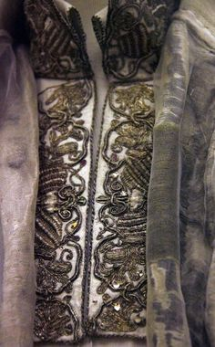 Detail - Louis II and Maria von Habsburg's dress, King of … | Flickr