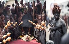 24 AMAZING PHOTOS OF ASANTEHEMAA'S FUNERAL THAT SHOW THE RICH AND GREAT ASHANTI CULTURE