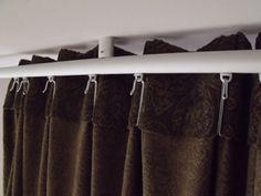 Tende Su Misura Ikea : How to make triple pinch french pleat curtains using ikea