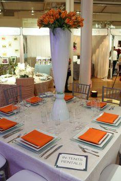 In-Tents Rentals at #WeddingSalon