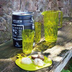 Crystal · H2O para llevar, o limonada, o té, o lo que quieras...