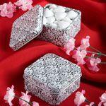 Damask Design Mint Tin Favors