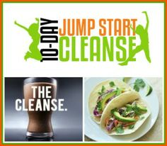 10 Day Cleanse and Meal Plan