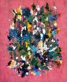 "Saatchi Art Artist Urbano Espinosa; Painting, ""Coral"" #art #abstract"