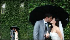 need an umbrella just in case...rain on wedding day is good luck