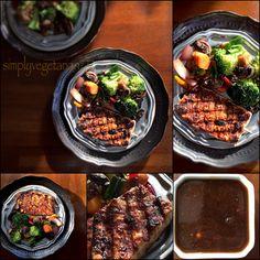 Teriyaki Grilled Tofu Skewers – Diabetes Friendly Thursdays | simplyvegetarian777