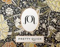 Pretty Quick jewelry - Branding, Identity and Catalog