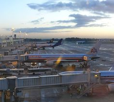 Brussels Airport, early morning.