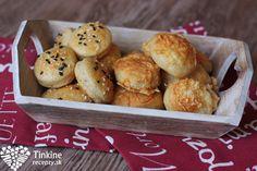 Zemiakové pagáčiky - pampúšiky Healthy Cookies, Pretzel Bites, Hamburger, Biscuits, Muffin, Bread, Breakfast, Fit, Christmas
