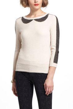 peter pan pretender sweater.