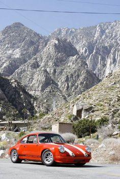 Magnus Walker Porsche 911 //