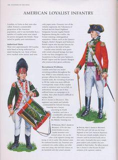 infanterie loyaliste