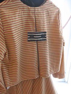 corey & co. cotton jacket/back
