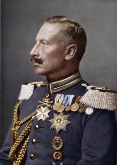 """Top 10 Kaiser Wilhelm Quotes... 1. Give me a woman who really loves beer and and I will conquer the world... 2. (At the sending off of the German forces to China during Boxer Rebellion) """"Bear yours..."""
