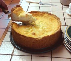 Käsekuchen - great tutorial and recipe, including how to make substitutions for vanilla sugar and Quark