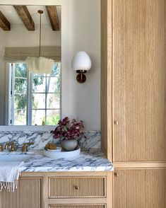 This week's comes with a large side of gorgeous, custom cabinetry. Decor, Bathroom Interior Design, Interior, Home, Amber Interiors Bathroom, Amber Interiors, House Interior, Interior Design, Beautiful Bathrooms