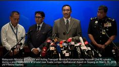 Malaysia rejects reports of possible MH370 sighting in Maldives