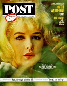 Saturday Evening Post - September 7, 1963 (Stella Stevens)