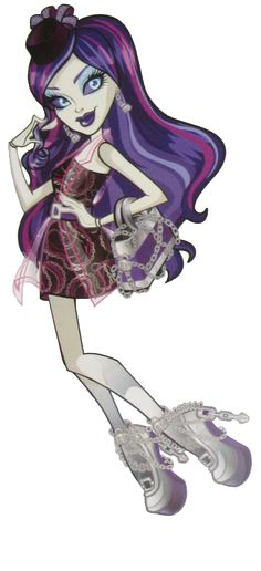 Monster High Artworks/PNG: It's GNO, baby!