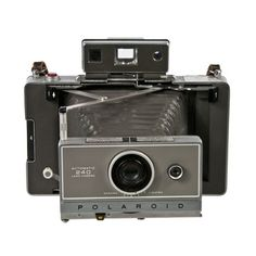 Polaroid 240 Automatic Camera, $204, now featured on Fab.