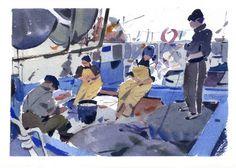 Claudio Acciari: Pescatori