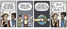 Link to Piled Higher and Deeper Phd Comics, Funny Comics, Serious Business, Science Humor, Have A Laugh, School Humor, Research Paper, Revolutionaries, Wake Up