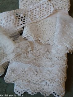 More lace