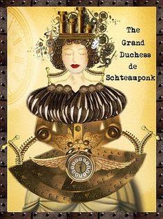 Duchess of Schteamponk ATC