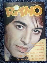 revista ritmo chile - SANDRO