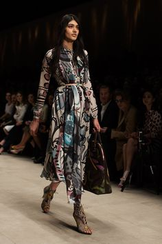 7e7a2b527b2f Burberry Fall Winter 2014 reminds me of Charleston and the Bloomsbury Group Burberry  Fall 2014