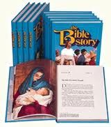 You couldn\'t grow up in Takoma Park when I did and not encounter the Seventh-Day Adventist Church. I had this set of Bible story books.