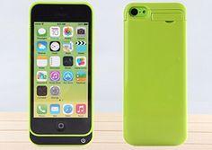 Ultra ® edición verde 2200 mah cargador Power Bank casos para Iphone 5 c 5 y 5s modelos recargable incluida un media kick stand disponible en blanco azul rosa negro verde y amarillo confirmado compatibilidad con iOS9 - http://www.tiendasmoviles.net/2015/12/ultra-edicion-verde-2200-mah-cargador-power-bank-casos-para-iphone-5-c-5-y-5s-modelos-recargable-incluida-un-media-kick-stand-disponible-en-blanco-azul-rosa-negro-verde-y-amarillo-confirmado-co/