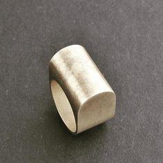 Vintroe Epitome Silver Ring #vintroe #jewellery #jewelry #925silver…