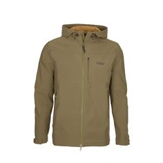 A softshell jacket perfect to wear all year round for high-heart-rate outdoor activities requiring a great weather protection.